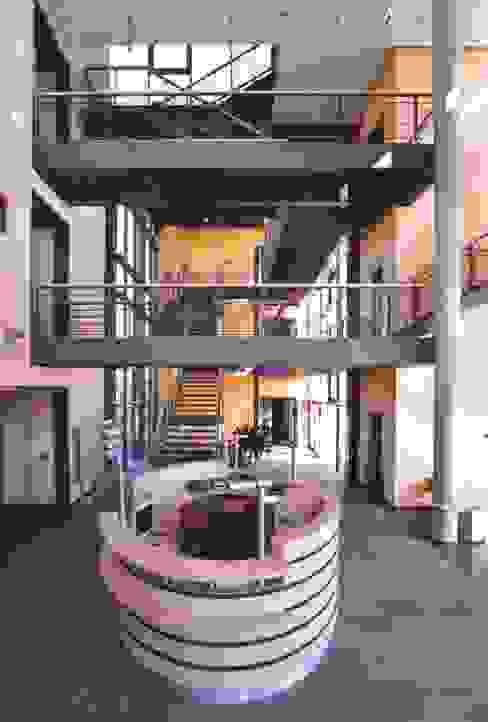 Modern office buildings by Planungsring Ressel GmbH Modern