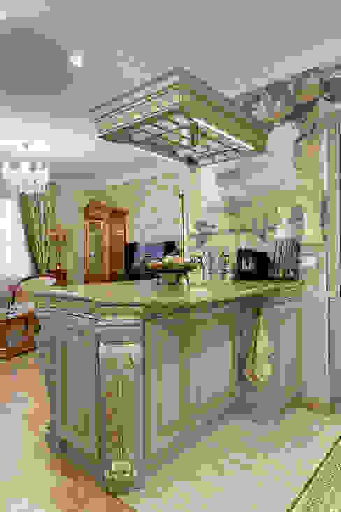 مطبخ تنفيذ Valeria Ganina,