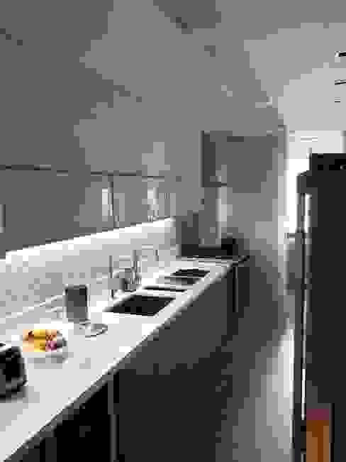 Detalhes da cozinha. Cozinhas modernas por Lucio Nocito Arquitetura e Design de Interiores Moderno