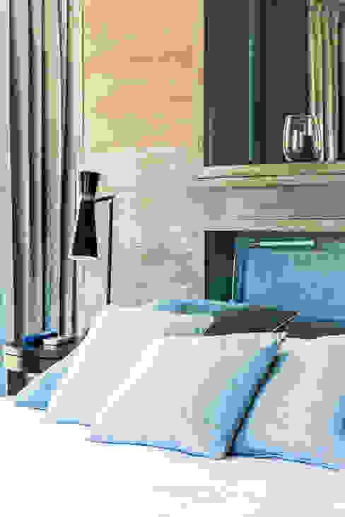 Mediterranean style bedroom by PASSAGE CITRON Mediterranean