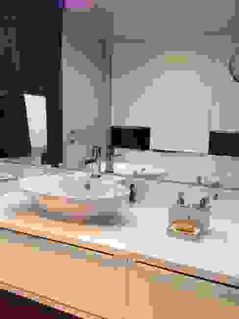 ETİLER KONUT Modern Banyo GENT İÇ MİMARLIK Modern