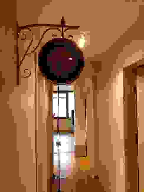 Modern corridor, hallway & stairs by GENT İÇ MİMARLIK Modern