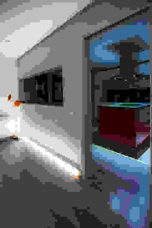 Casa Victoria Cocinas de estilo moderno de mdm09 arquitectura Moderno