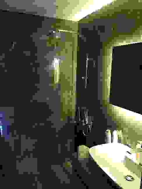 Moderne badkamers van D'arc Tasarım Modern Marmer