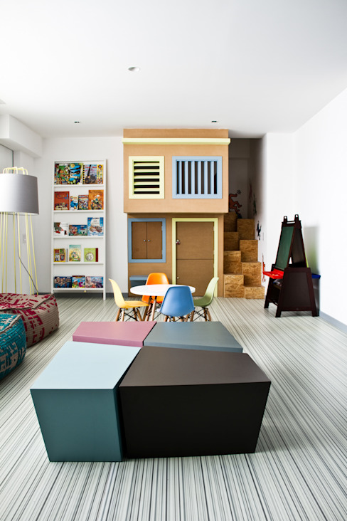 Proyectos studio Roca Dormitorios infantiles modernos de STUDIOROCA Moderno