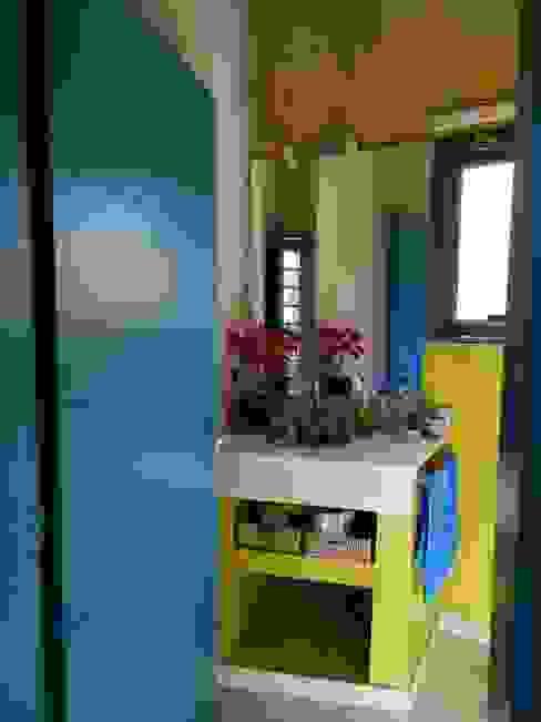 Modern bathroom by ART quitectura + diseño de Interiores. ARQ SCHIAVI VALERIA Modern
