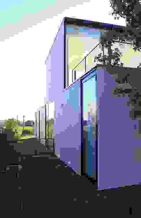 Casa Quintana: Casas de estilo  por Federico Marino,Moderno