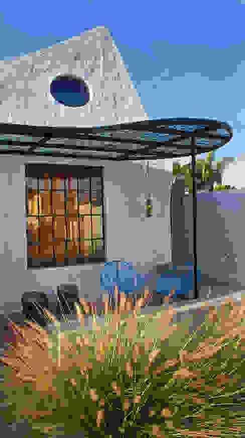 Maisons de style  par Juan Carlos Loyo Arquitectura , Moderne