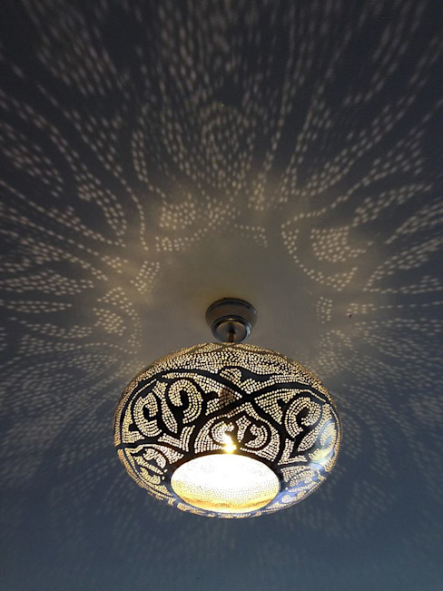 Bedroom تنفيذ Oriental Moon,