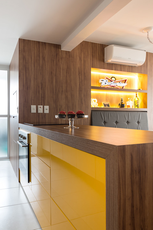 Kitchen by homify, Modern MDF