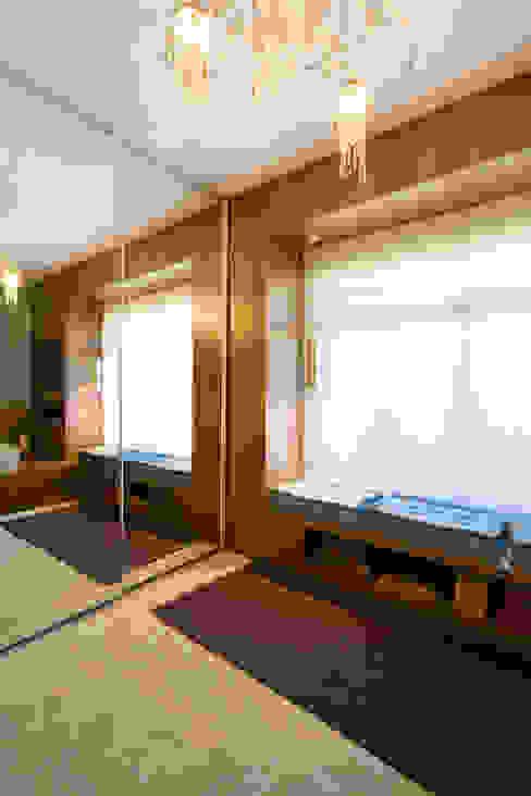 MMMundim Arquitetura e Interiores Modern Bedroom