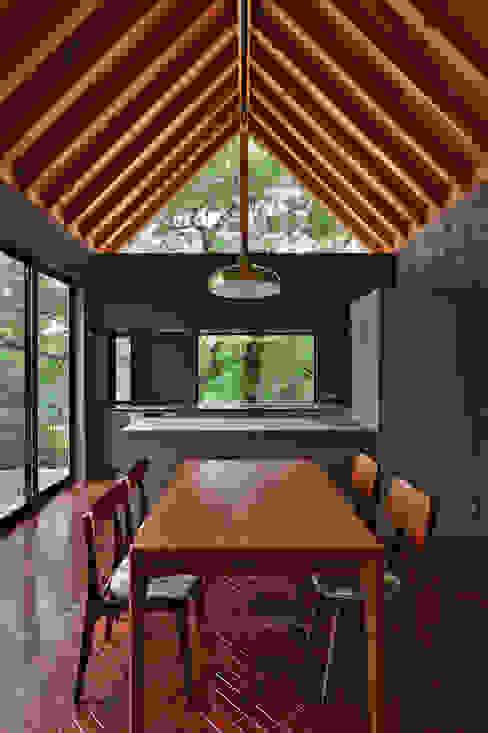 Dining room by Nobuyoshi Hayashi, Modern