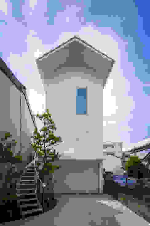 Rumah Modern Oleh Nobuyoshi Hayashi Modern