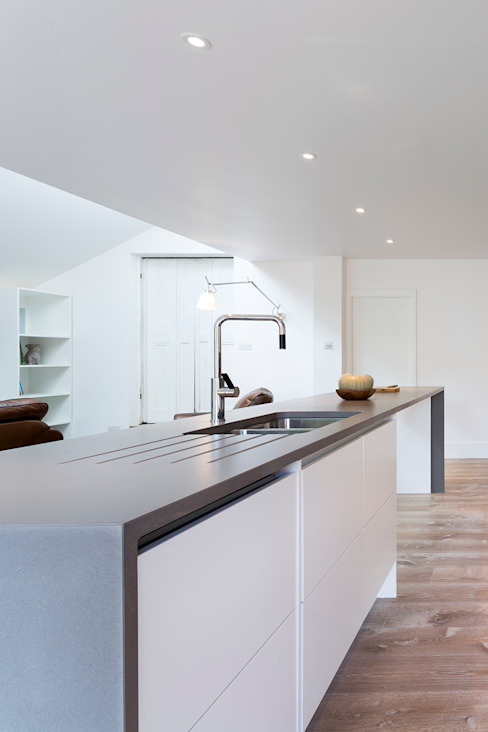 Harefield Road Modern Kitchen by Gruff Modern