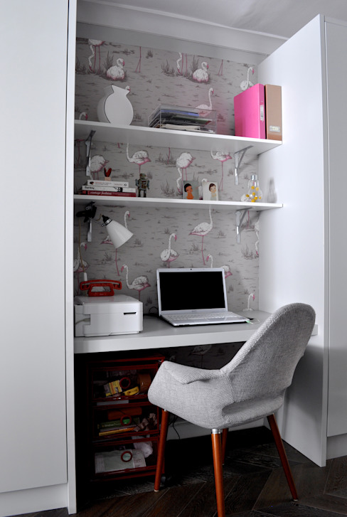 homify Office spaces & stores