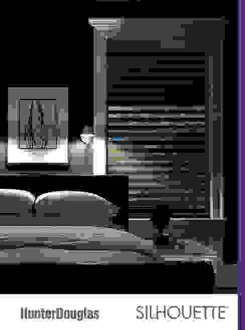 Dekorier Interiores Minimalist bedroom Textile Multicolored