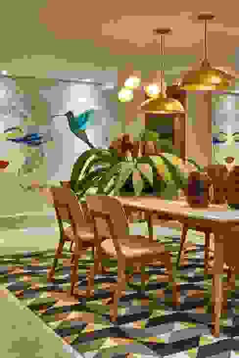 Decora Lider Rio de Janeiro - Sala de Jantar Salas de jantar modernas por Lider Interiores Moderno