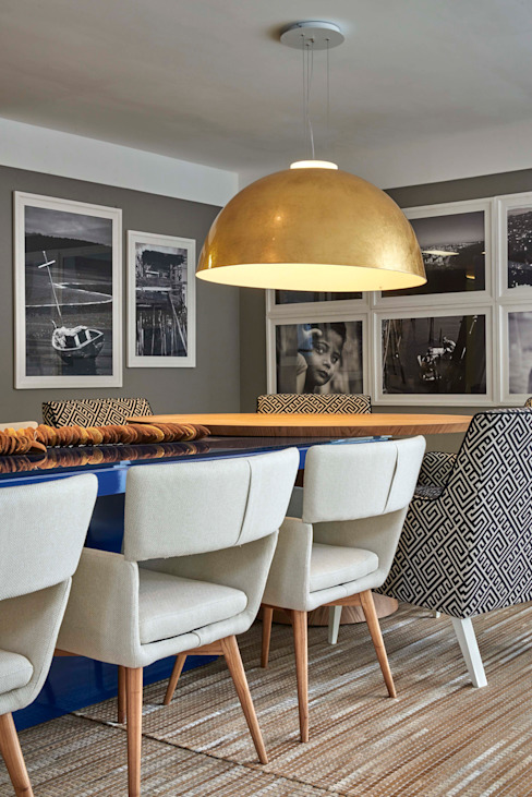 Modern dining room by Lider Interiores Modern