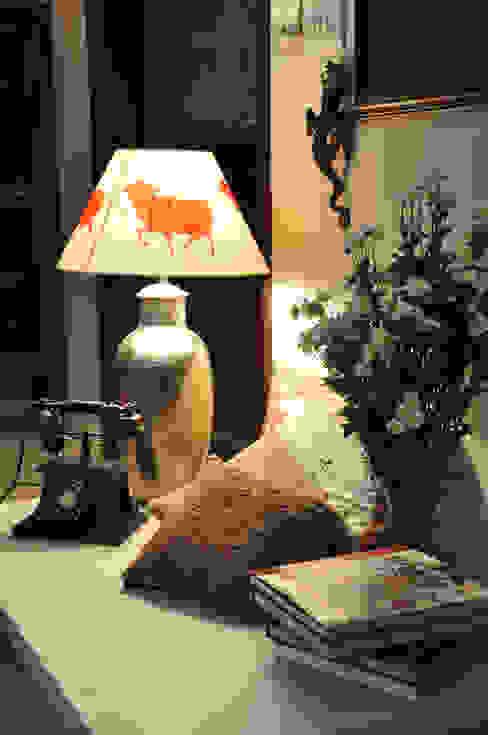 Apartment: modern  by monica khanna designs,Modern