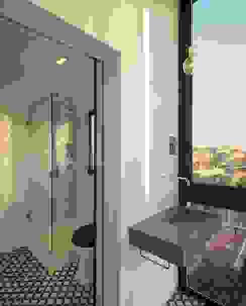 a Casas de banho modernas por fala Moderno