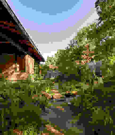 TAAR / TALLER DE ARQUITECTURA DE ALTO RENDIMIENTO Modern style gardens