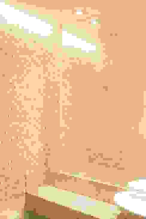Lavabo Banheiros modernos por Danielle David Arquitetura Moderno Mármore