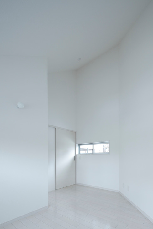 個室1 オリジナルデザインの 子供部屋 の 田原泰浩建築設計事務所 オリジナル