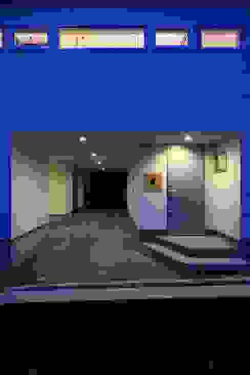 Rumah Gaya Eklektik Oleh 田原泰浩建築設計事務所 Eklektik