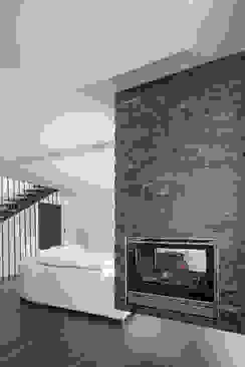 ML House Salas de estar modernas por JPS Atelier - Arquitectura, Design e Engenharia Moderno