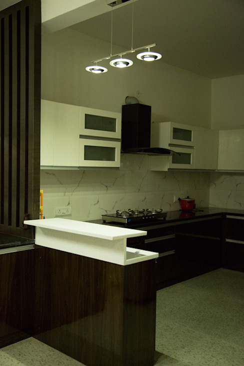 Modular kitchen design homify Kitchen