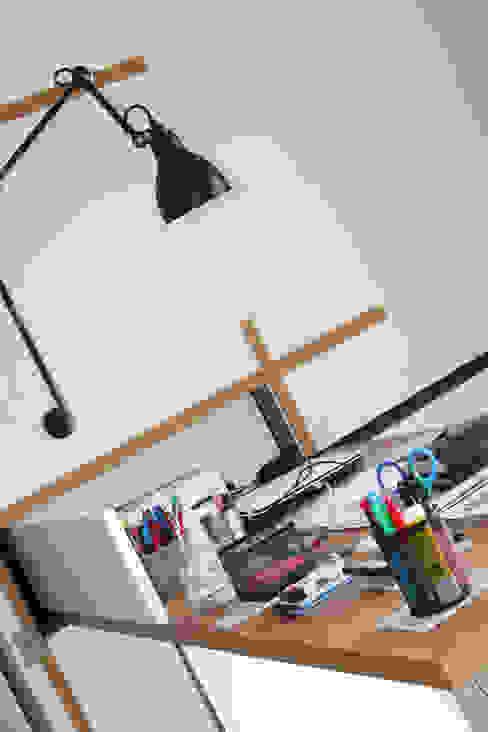 Appartement La Rochelle Bureau moderne par Atelier Nadège Nari Moderne