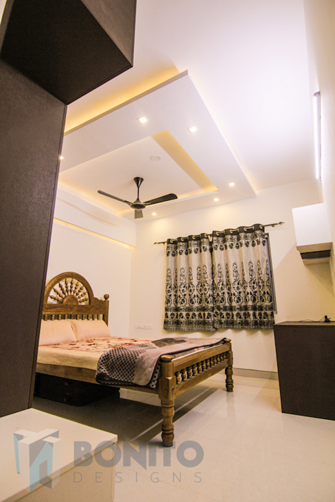 Bedroom theme ideas Asian style bedroom by homify Asian