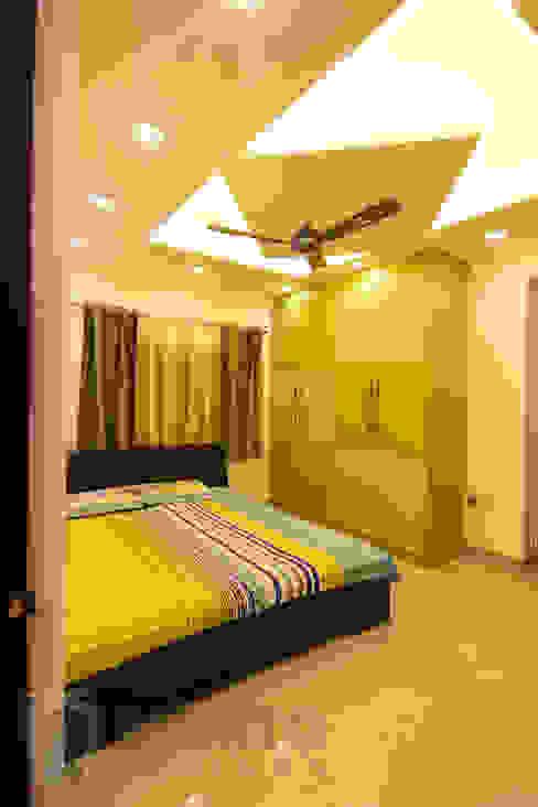 Bedroom wardrobe pattern ideas homify Modern style bedroom