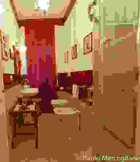 appartamento a roma nord di Bazardeco Asiatico Bambù Verde