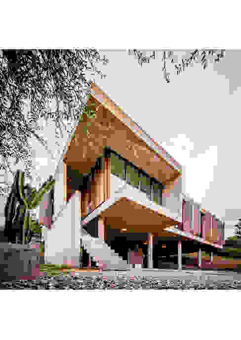Arq. Santiago Viale Lescano Nowoczesne domy