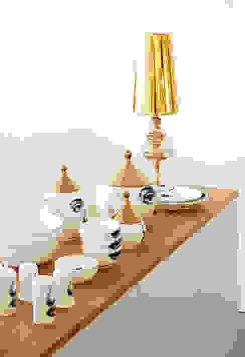 ACESSÓRIOS por Entre Led e Design Minimalista Cerâmica