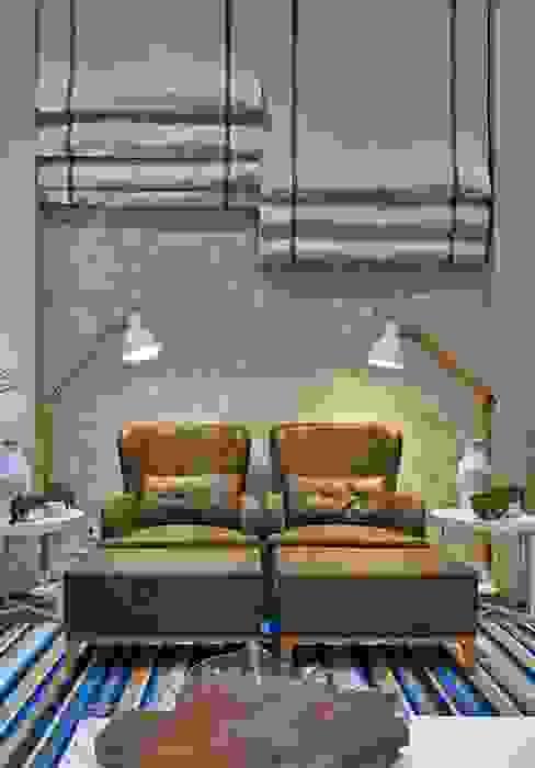 Decora Lider Vitória - Estar e Jantar para Comemorar Salas de estar modernas por Lider Interiores Moderno