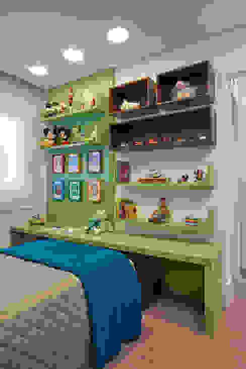 Apartamento ME Quarto infantil moderno por Isabela Canaan Arquitetos e Associados Moderno