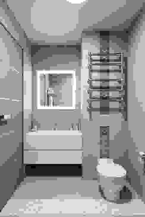Modern style bathrooms by Дизайн студия Алёны Чекалиной Modern