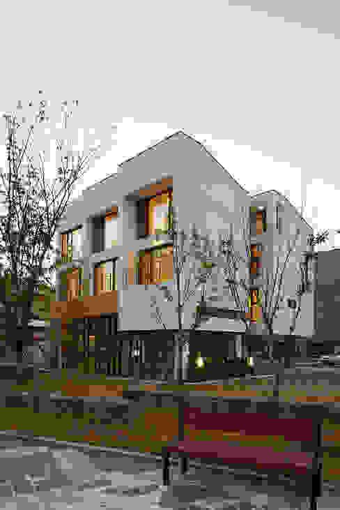 자경채: TODOT 의  주택,모던