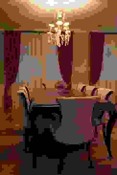 Classic style dining room by MONICA SPADA DURANTE ARQUITETURA Classic
