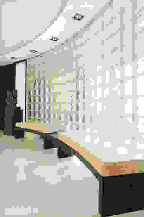 Moderne studeerkamer van crokis proyectos Modern Glas