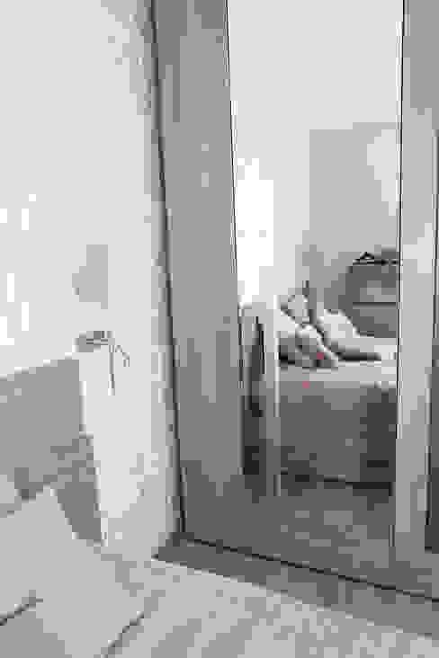 Chambre après - Appartement Courbevoie par Nuance d'intérieur