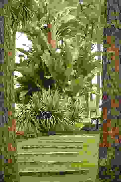 CASA . Quinta do lago Jardins ecléticos por COISAS DA TERRA Eclético