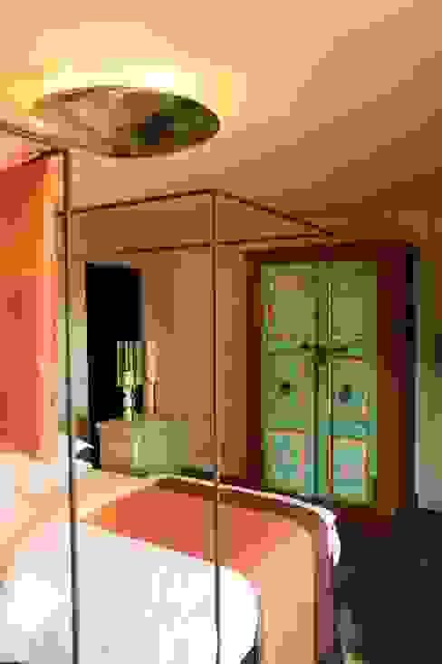 Eklektik Yatak Odası COISAS DA TERRA Eklektik