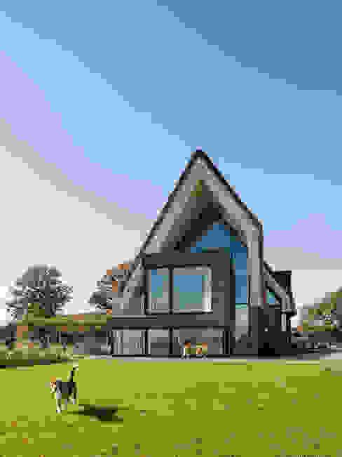 Modern Evler Maas Architecten Modern