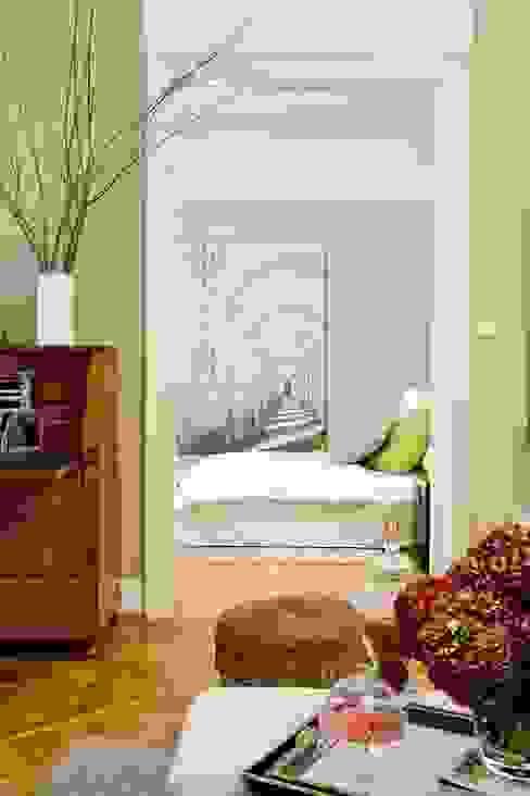 Apartment Wien Naschmarkt Klassische Wohnzimmer von Christian Hantschel Interior Design Klassisch