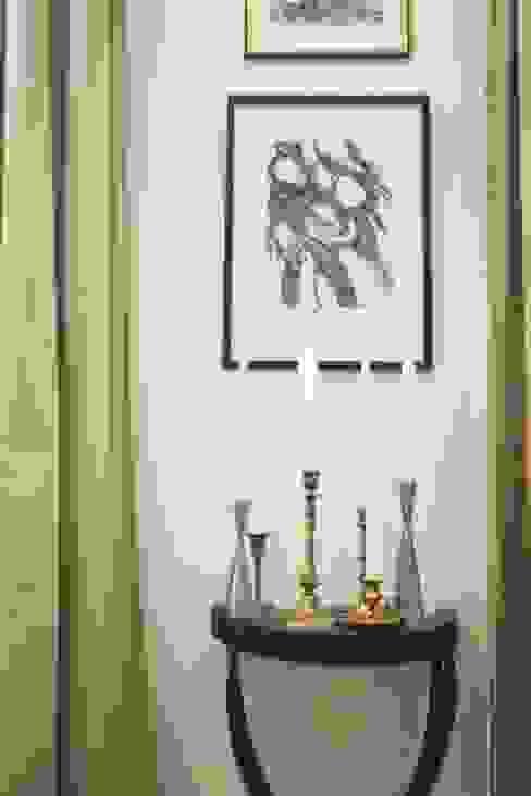 Apartment Wien Naschmarkt Klassische Schlafzimmer von Christian Hantschel Interior Design Klassisch