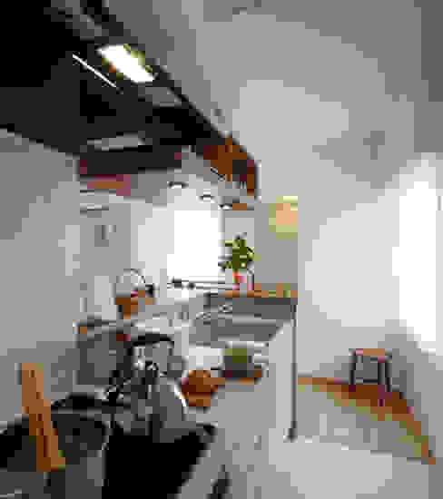 リアージュつくば春日 : 一級建築士事務所あとりえが手掛けたキッチンです。,モダン