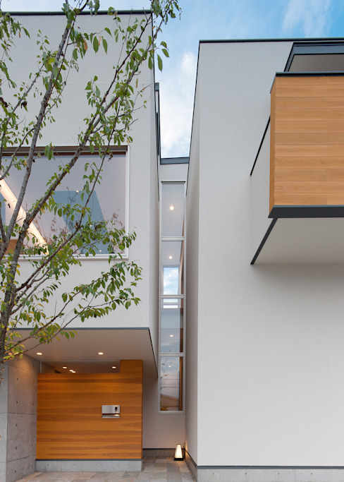 Modern home by 一級建築士事務所 Eee works Modern